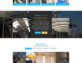 #21 for Design a 3 page Website Mockup by Dezign365web
