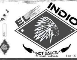 #9 untuk Design Modern and Clean label for Hot Sauce oleh sandrasreckovic