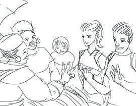 hoangtknt tarafından Draw cartoon set   40 pics için no 5