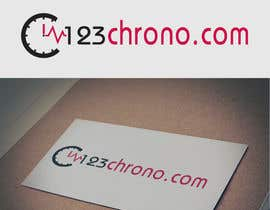 #33 for Design a Logo for my professional website, 123chrono.com af OshanLakmal