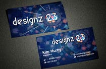 Graphic Design Kilpailutyö #26 kilpailuun Business Cards for marketing agency