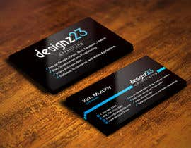 #249 para Business Cards for marketing agency por IllusionG