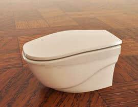 Nro 4 kilpailuun I need a Physical Design for a New Toilet käyttäjältä AnSu87