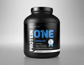 #25 cho Create Print and Packaging Designs for NutraOne protein supplement bởi LuisEduarte