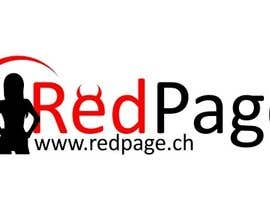 nº 17 pour RedPage logo design. Search engine for XXX par moro2707