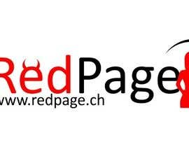 moro2707 tarafından RedPage logo design. Search engine for XXX için no 18