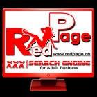 Graphic Design des proposition du concours n°33 pour RedPage logo design. Search engine for XXX