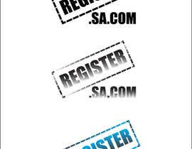 #6 para Logo for register.sa.com por sonarza
