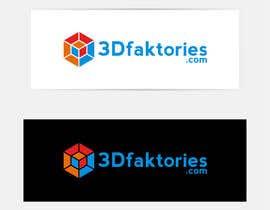 #311 for Design a Logo for 3Dfaktories.com af erupt