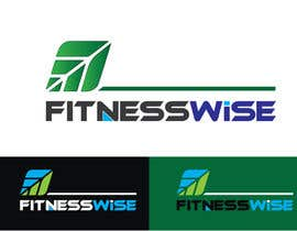 #84 for Design a Logo for FitnessWISe by blueeyes00099
