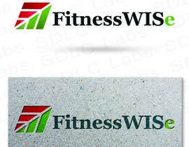 #51 for Design a Logo for FitnessWISe by chapter19vw