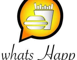 #20 cho Ontwerp een Logo for whatshapp bởi CCCilliers