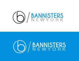 #1 para Design eines Logos for Bannisters New York por gssakholia11