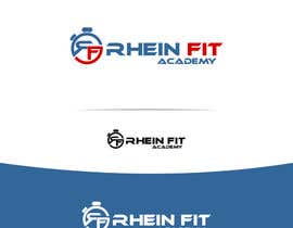 #27 para Design a Logos for Rhein Fit Academy por lucianito78