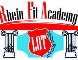 #17 para Design a Logos for Rhein Fit Academy por Whantos