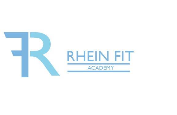 Penyertaan Peraduan #22 untuk Design a Logos for Rhein Fit Academy