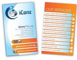 #2 para Design some Business Cards for iConz Pte Ltd por ecky