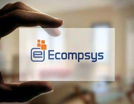 #30 cho Design a Logo for an IT consulting Company: ecompsys bởi LincoF