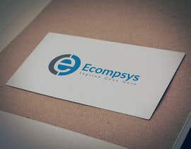 #20 cho Design a Logo for an IT consulting Company: ecompsys bởi Syedfasihsyed