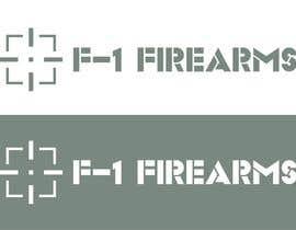 dmpannur tarafından Design a Logo for F-1 Firearms için no 23