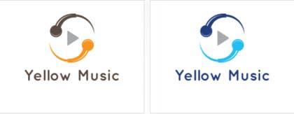Nro 39 kilpailuun Design a Logo for Yellow Music käyttäjältä kamitiger07