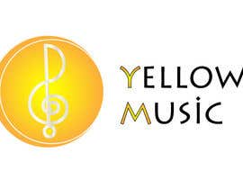 #49 para Design a Logo for Yellow Music por aykutayca