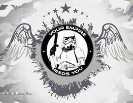 #11 for Need a Star Wars/AR-15 image for our product af Demilked