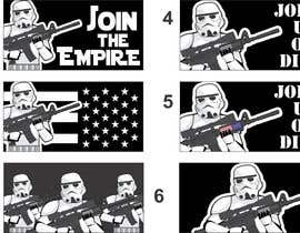 #2 for Need a Star Wars/AR-15 image for our product af trishirts