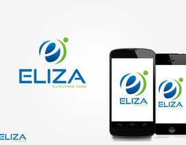 #61 untuk Design a Logo for Eliza Customer Care oleh GraphicsXperts