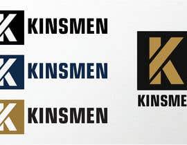 #55 untuk Design a Logo for Kinsmen T-Shirt Company oleh adryaa