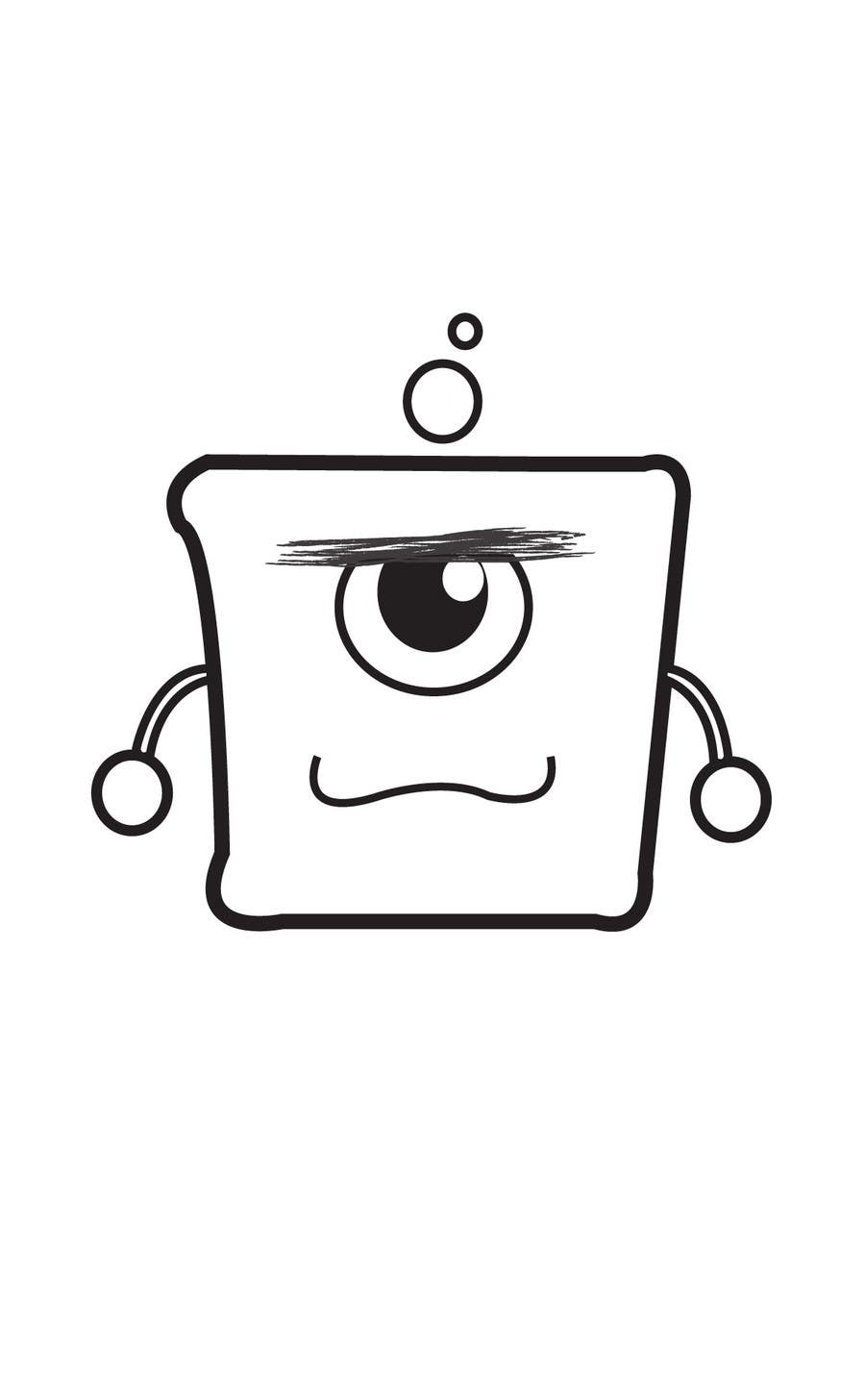 Конкурсная заявка №41 для Design a doodle character