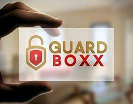 #72 for Logo for Construction Alarm Security Product - Guard Boxx af LincoF