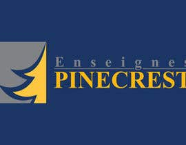 #190 for Logo Enseignes Pinecrest by kazailp