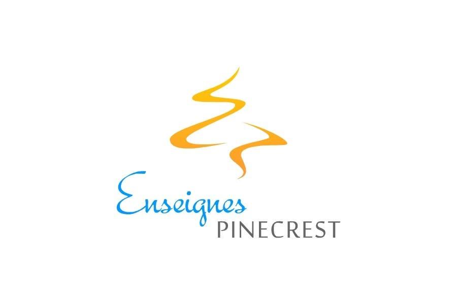 Contest Entry #                                        212                                      for                                         Logo Enseignes Pinecrest