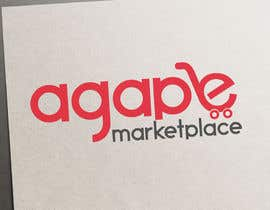 #43 for Design a Logo for Agape Marketplace by cooldesign1