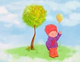 Nro 17 kilpailuun children's  illustration käyttäjältä Drofa