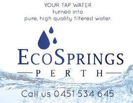 #7 cho Design an Advertisement for Eco Springs Perth bởi udupalan