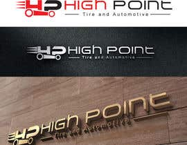 #11 for High Point Tire and Automotive Logo by wilfridosuero
