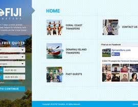 Dezign365web tarafından Design a 2 page Website Mockup için no 1