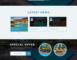 dani786 tarafından Design a 2 page Website Mockup için no 14