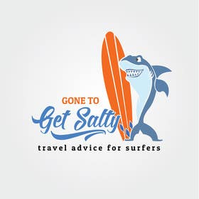 Nro 176 kilpailuun Design a Logo for a Surf travel website käyttäjältä onkarpurba