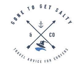 Nro 209 kilpailuun Design a Logo for a Surf travel website käyttäjältä shahirnana