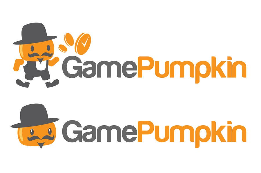 Конкурсная заявка №55 для Logo Design for GamePumpkin
