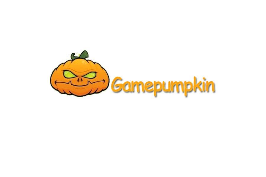 Penyertaan Peraduan #4 untuk Logo Design for GamePumpkin