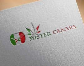 #54 for Disegnare un Logo for Mister Canapa by tieuhoangthanh