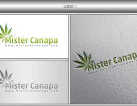 #23 for Disegnare un Logo for Mister Canapa by DezineGeek
