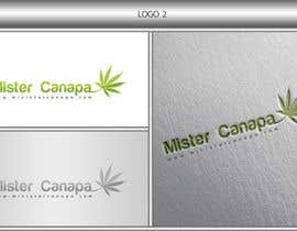 #24 for Disegnare un Logo for Mister Canapa by DezineGeek