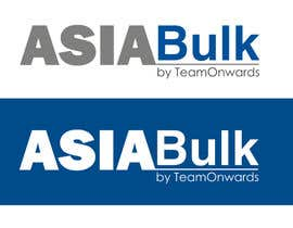 #15 para Design a Logo for AsiaBulk by TeamOnwards por hicherazza