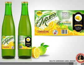 KilaiRivera tarafından Create Print and Packaging Designs for Soft Drink / Lemonade Bottle Label için no 2