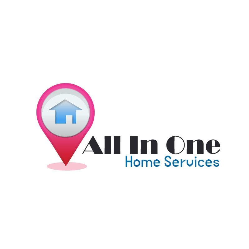 "Contest Entry #9 for Design a Logo for ""All In One Home Services"""